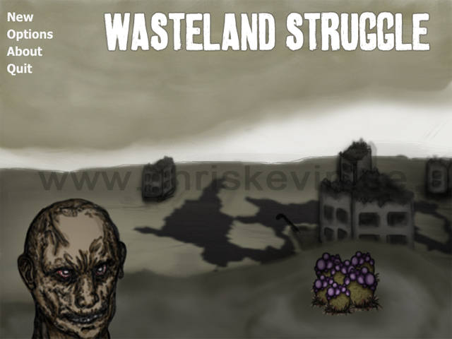 Wasteland Struggle